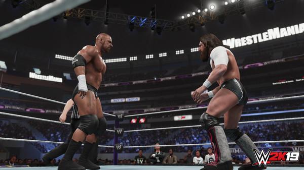 WWE 2K19 review (XboxOne)
