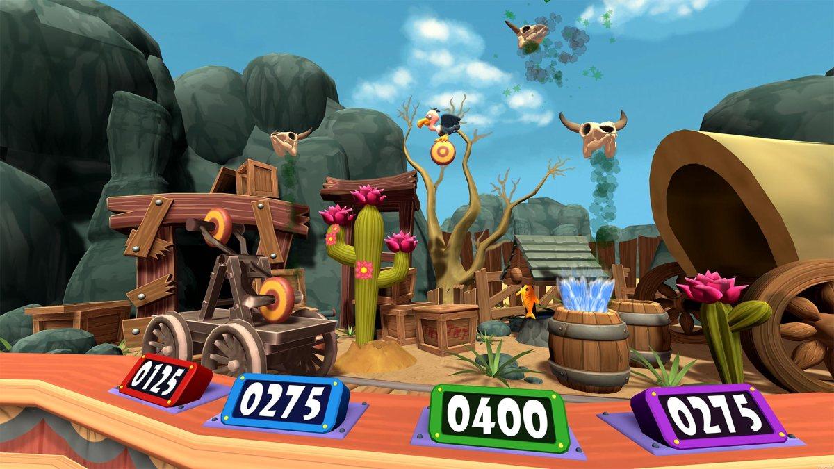 Carnival Games Review Ps4 Press Play Media