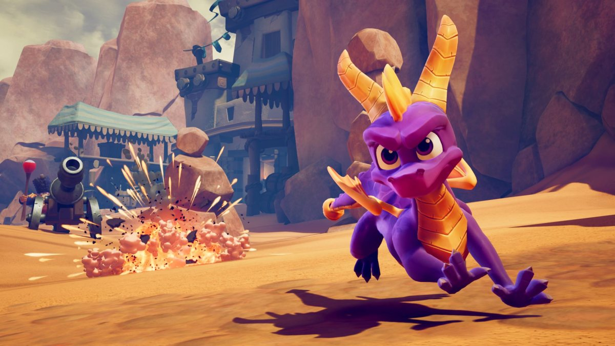 Spyro Reignited Trilogy review (PS4)