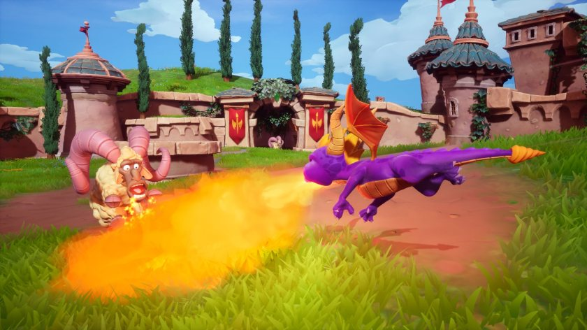 Spyro Reignited Trilogy2