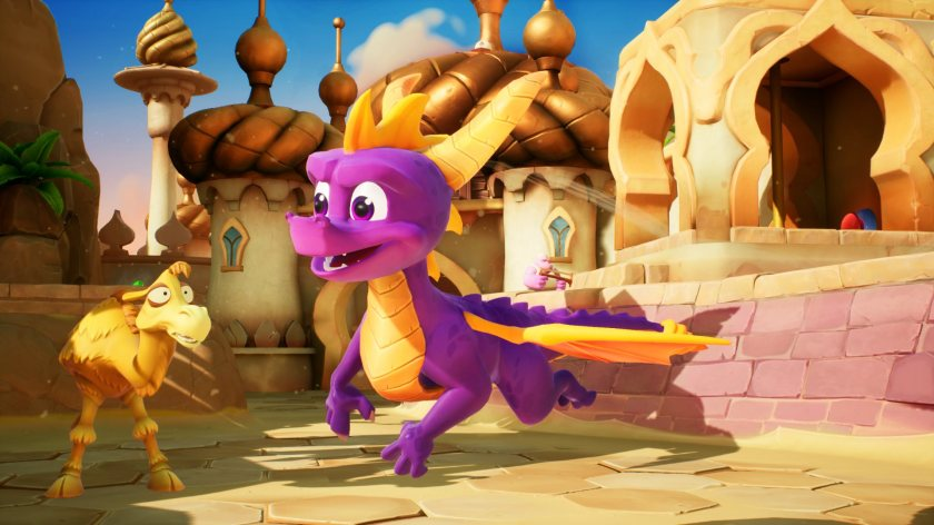 Spyro Reignited Trilogy3