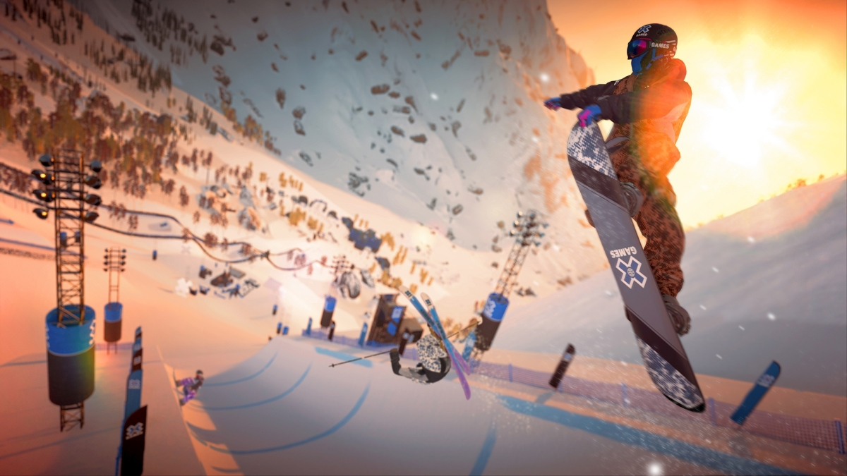 Steep X Games DLC review (PC)