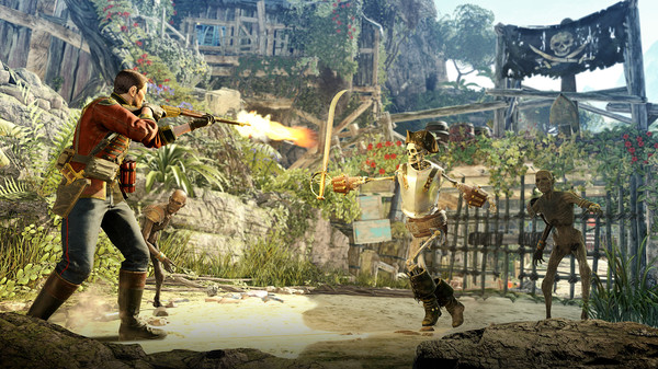 Strange Brigade: The Thrice Damned review (PC)