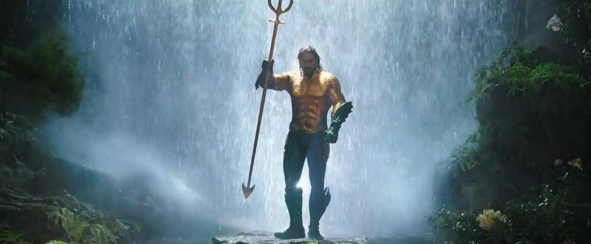 Aquaman (4DX) review