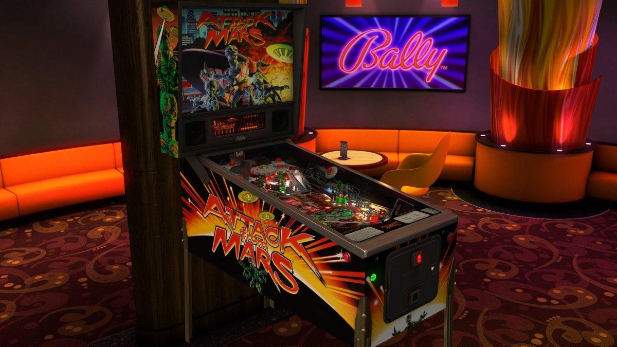 Pinball FX3 – Williams Pinball Vol. 2 review(PS4)