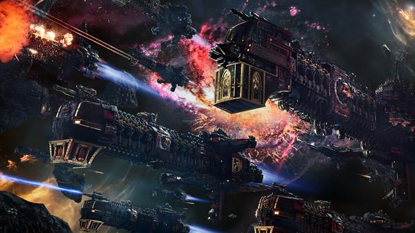 battlefleet gothic - armada 2