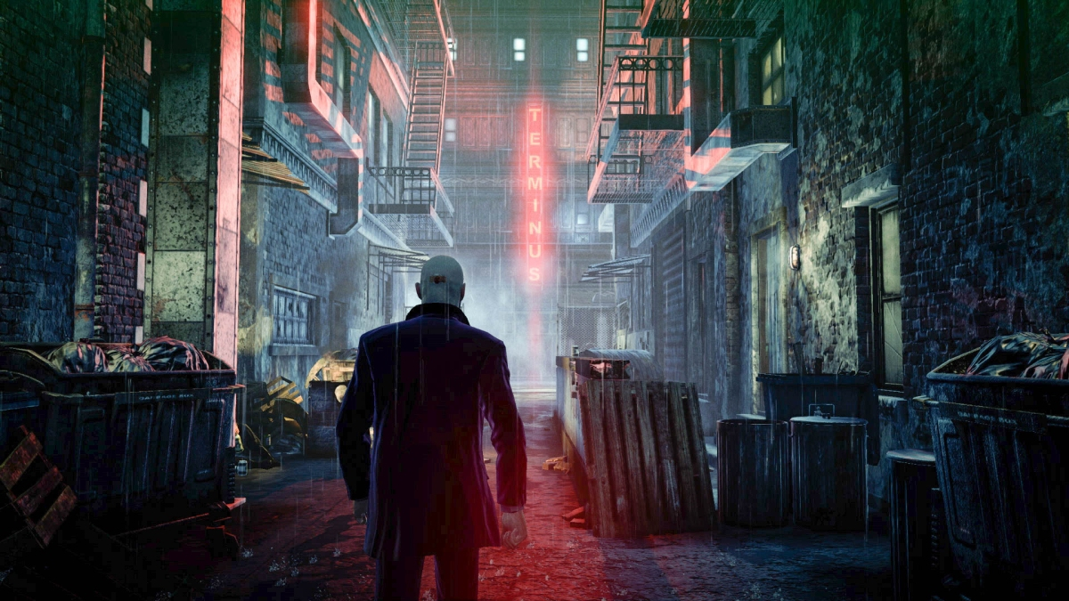 Hitman HD Enhanced Collection review(PS4)