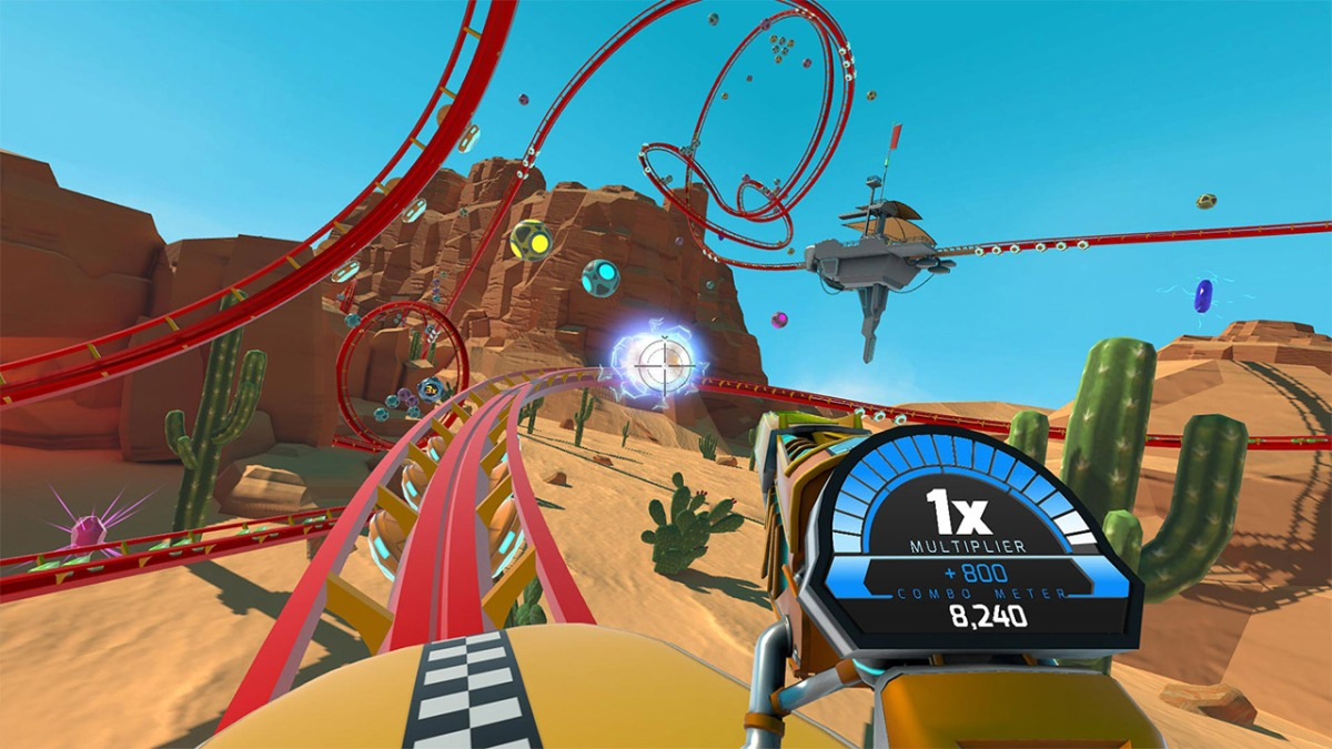 RollerCoaster Tycoon Joyride review (PSVR)