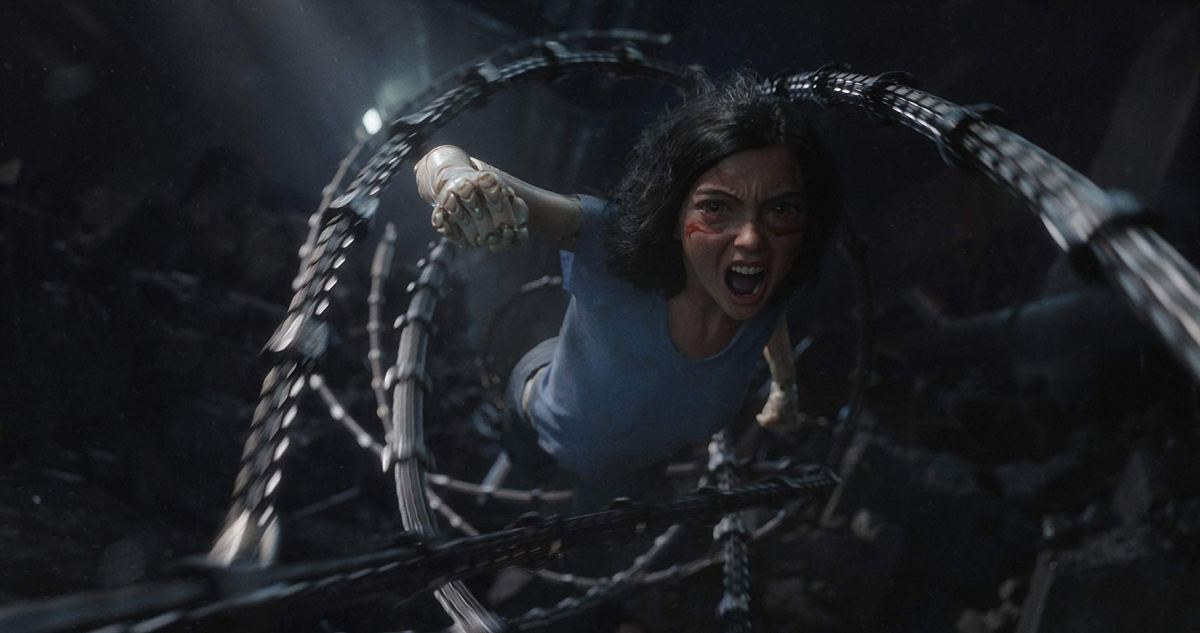 Alita: Battle Angel 4DX review
