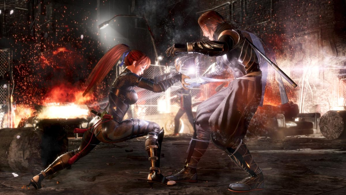 Dead or Alive 6 review(PS4)