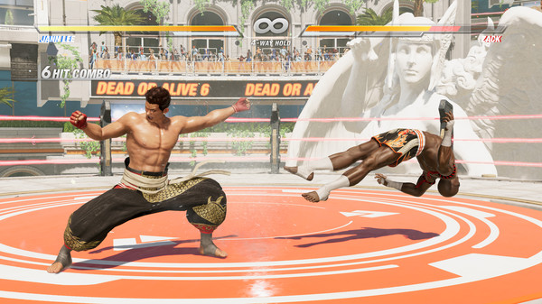 dead or alive 6b