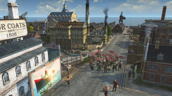 Anno 1800 review(PC)
