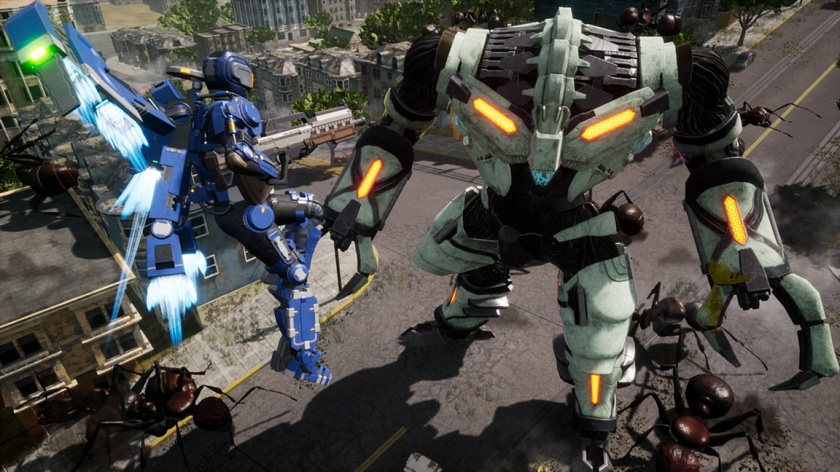 earth defense force iron rain3
