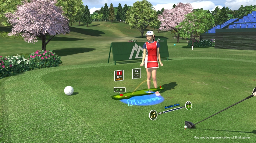 everybody's golf vr2