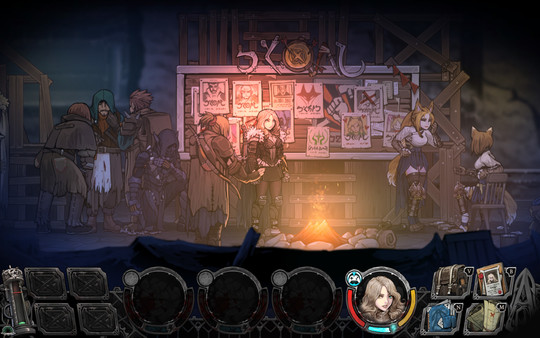 Vambrace: Cold Soul preview (PC)