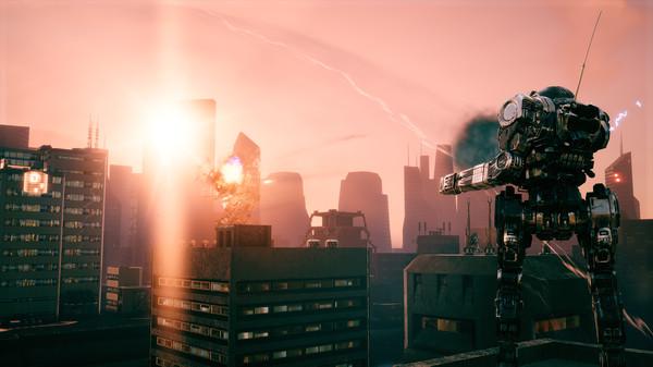 Battletech – Urban Warfare review(PC)