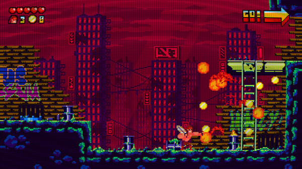Cybarian – The Time Travelling Warrior review (Vita) – Press