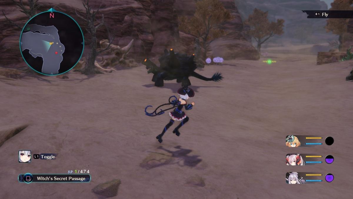Dragon Star Varnir review(PS4)