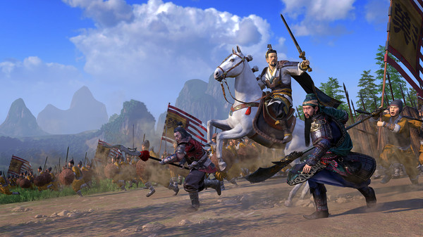 total war - three kingdoms3