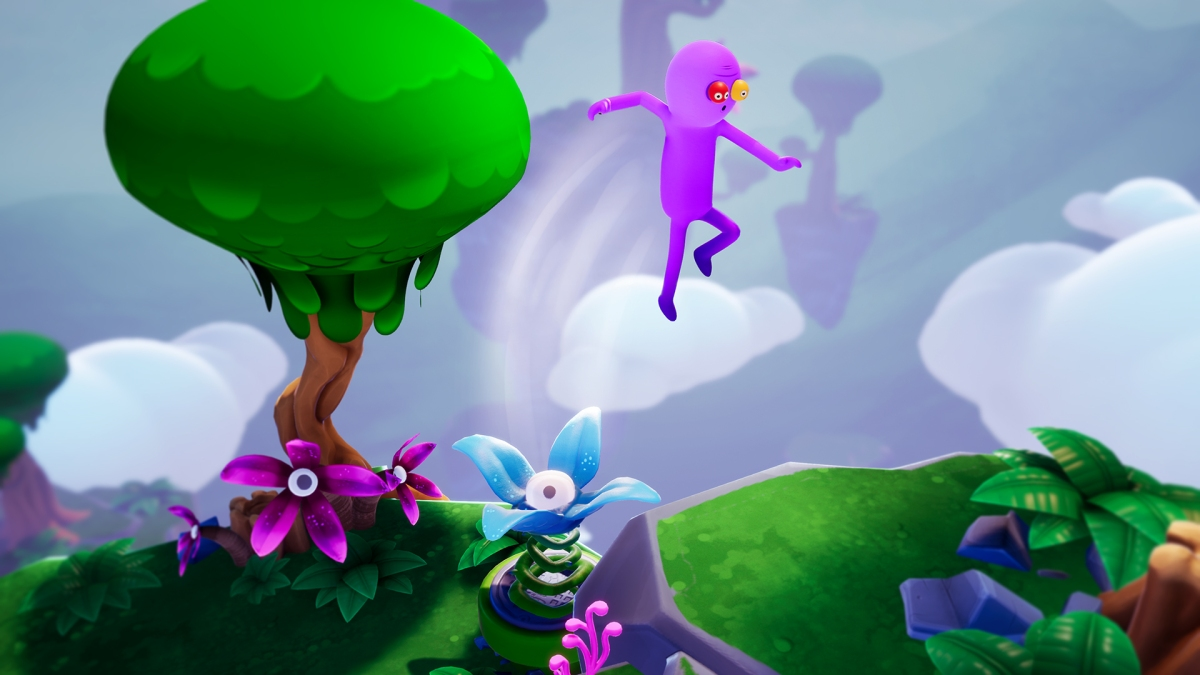 Trover Saves the Universe review (PSVR)