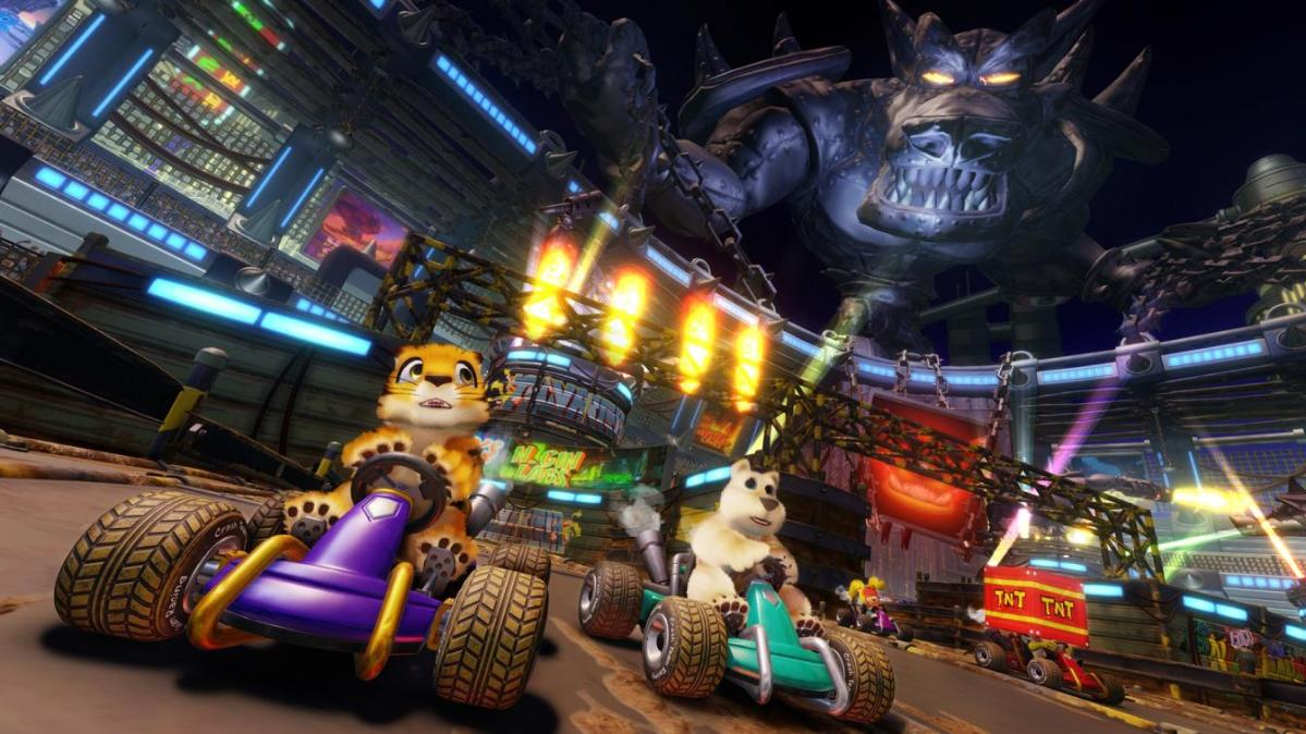 Crash Team Racing Nitro-Fueled review (PS4)