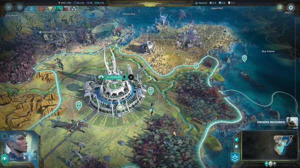 Age of Wonders: Planetfall review (XboxOne)