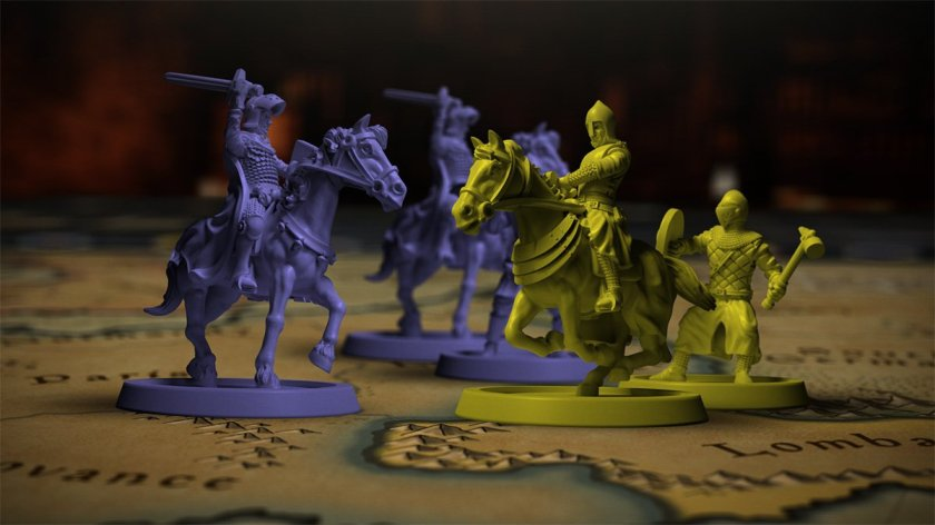 crusader kings - the board game3