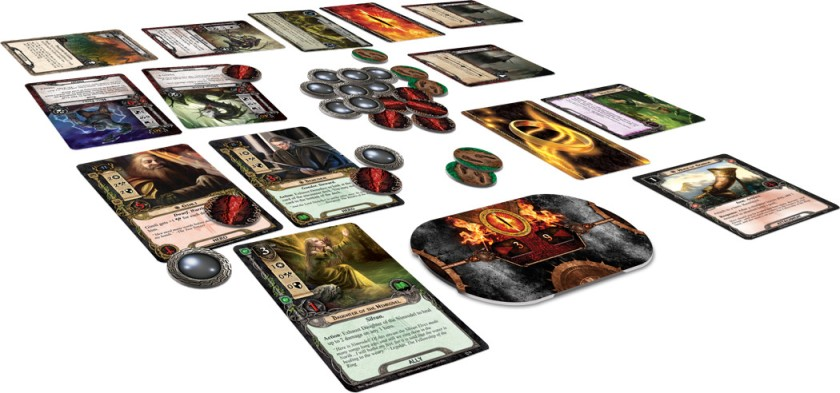 lord of the rings card game3