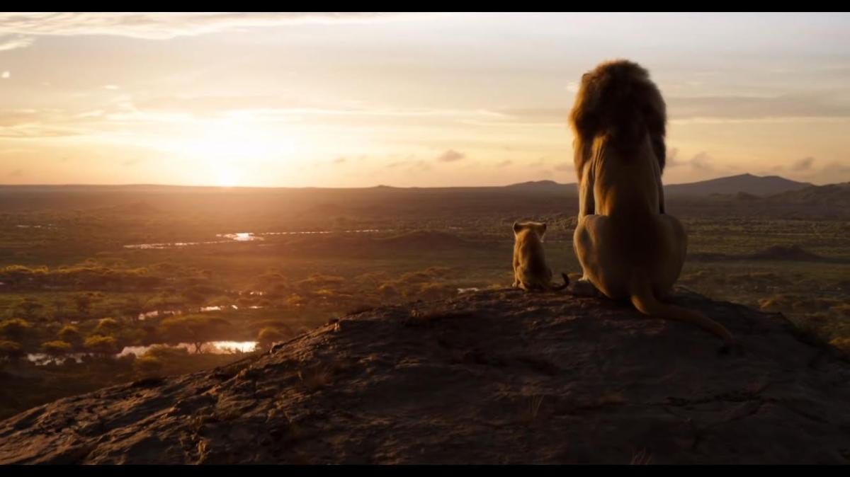 The Lion King (4DX) review