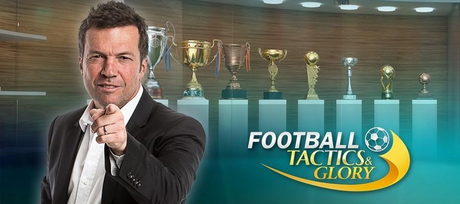 Football, Tactics & Glory heading toconsoles