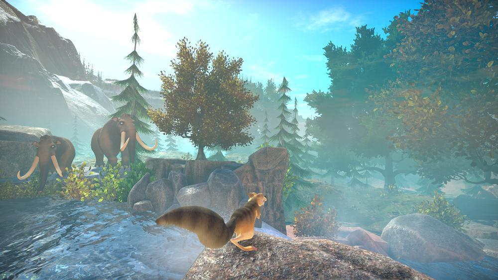 Ice Age: Scrat's Nutty Adventure preview(Gamescom)