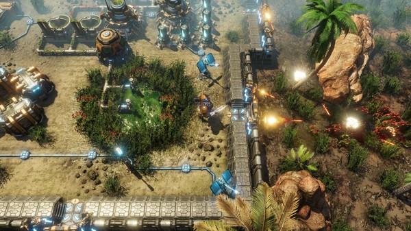 The Riftbreaker preview(Gamescom)