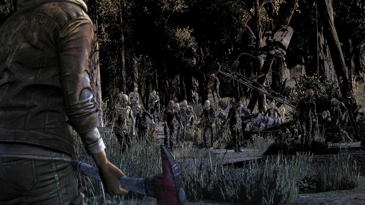 The Walking Dead – The Telltale Definitive Series review(multi)