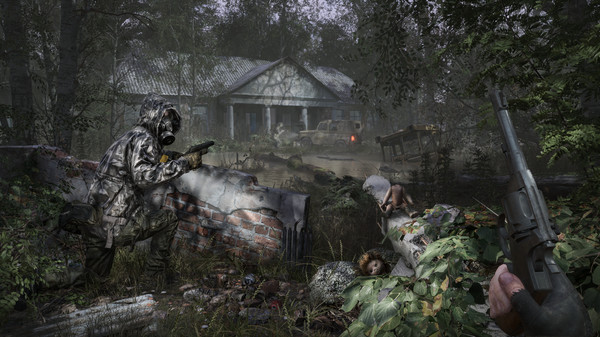 Chernobylite preview (PC)