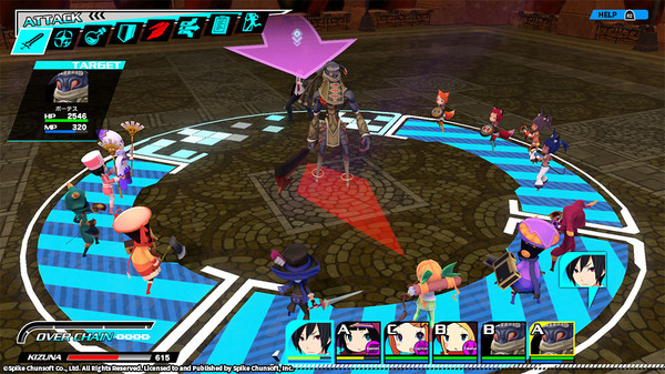 Conception Plus – Maidens of the Twelve Stars review(PS4)