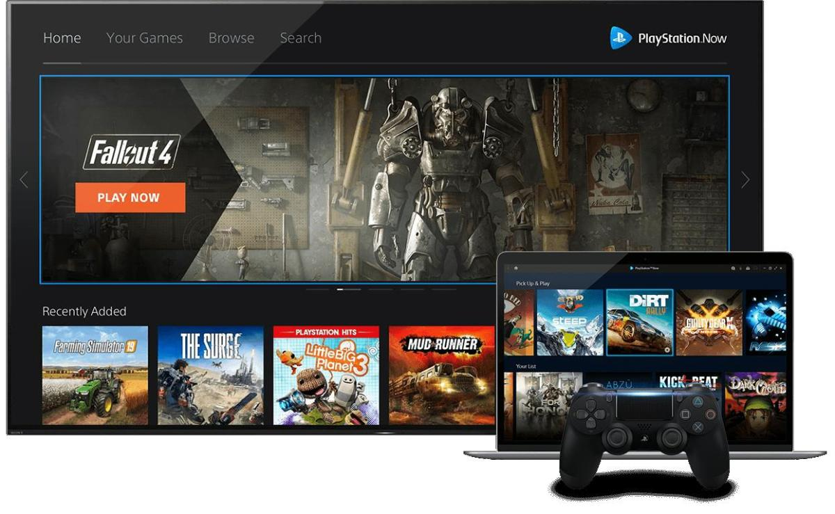 Seven things we learned about Playstation Now