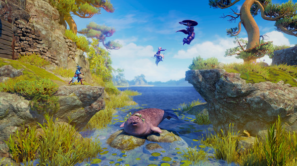 Trine 4: The Nightmare Prince review(PS4)