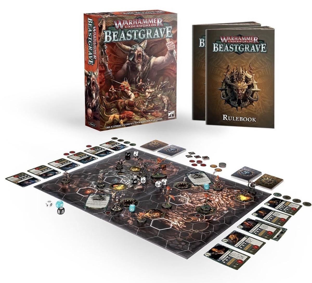 Warhammer Underworlds: Beastgravereview