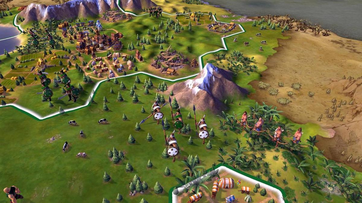 Civilization VI review (XboxOne)