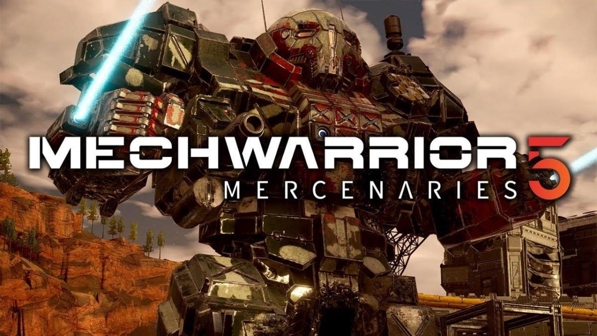 Mechwarrior 5: Mercenaries review(PC)
