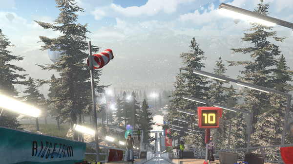 ski jumping pro vr3