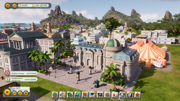 Tropico 6: The Llama of Wall Street impressions