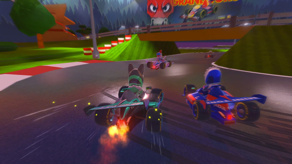 Touring Karts review (PSVR)