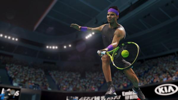 AO Tennis 2 review(PS4)