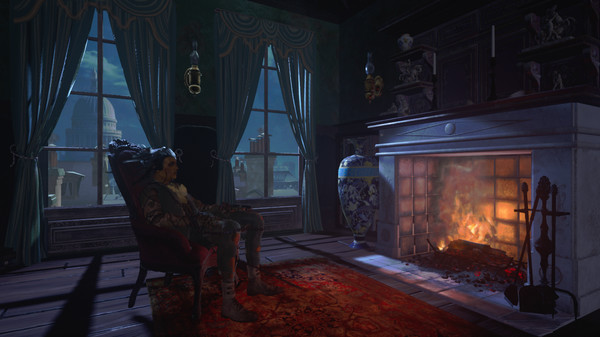 Chained: A Victorian Nightmare impressions (Oculus)