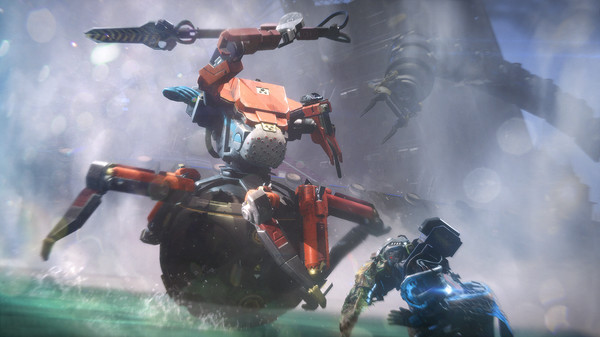 Focus Home unleashes The Kraken (in The Surge2)