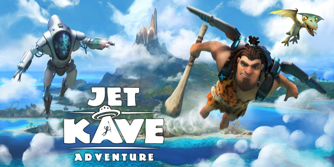Switch news roundup (Jet Kave Adventure/Nippon Marathon)