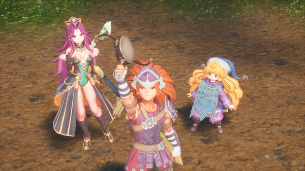 Trials of Mana demo out now (preview)