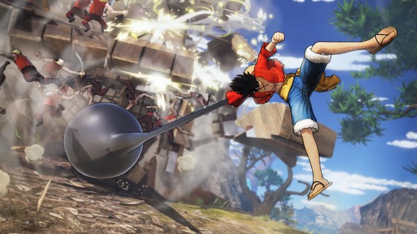 One Piece Pirate Warriors 4 review (Xbox One)