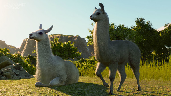 planet zoo - south america pack3